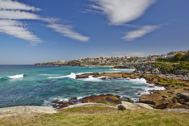 Bondi to Bronte Coastal Walk, Sydney, NSW © Lawrence Furzey, Destination NSW