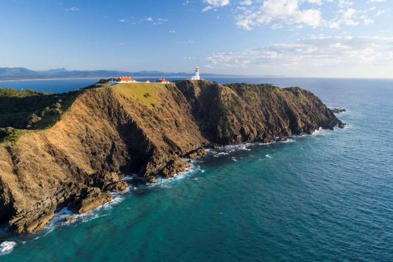 Cape Byron Lighthouse, Byron Bay, NSW © Tourism Australia