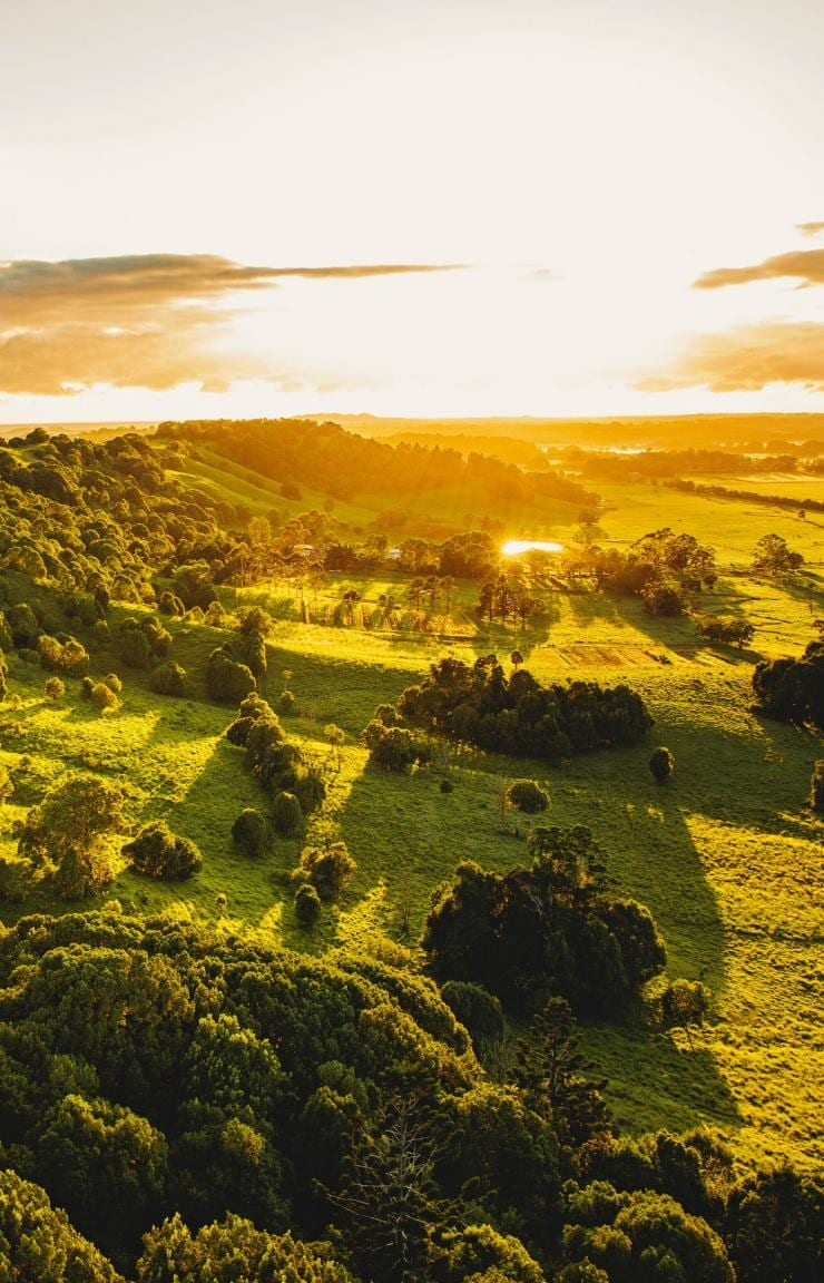 Byron Bay Hinterland, NSW © Destination NSW
