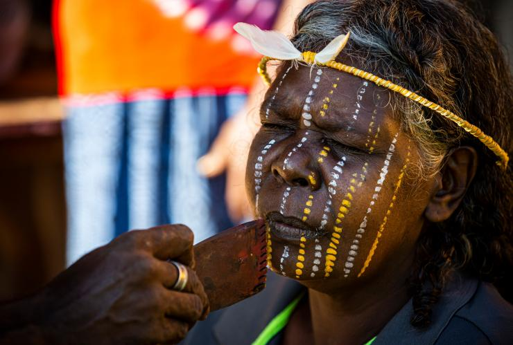 Sealink, Tiwi by Design, Tiwi Islands, NT © Tourism Australia