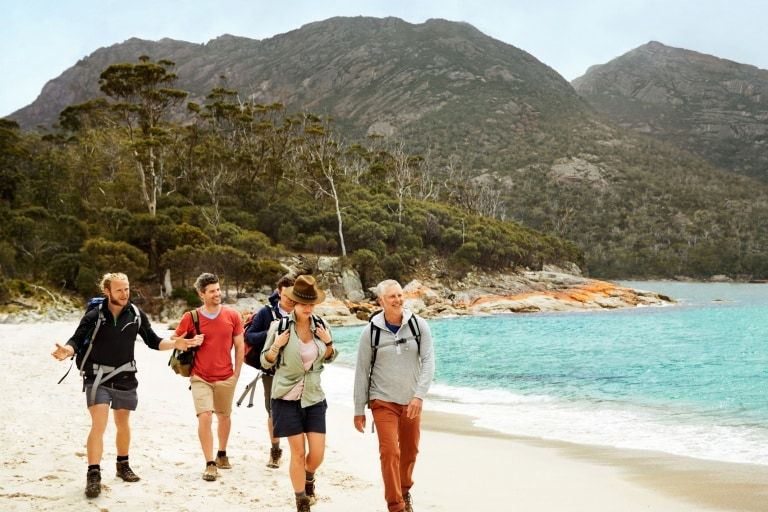 Cradle Mountain, Cradle Mountain-Lake St Clair National Park, TAS © Tourism Tasmania
