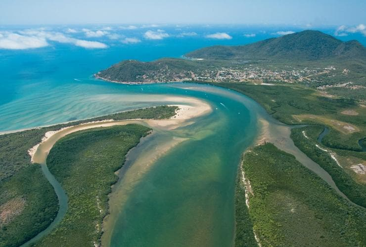 Endeavour River, Cooktown, QLD © Tourism and Events Queensland