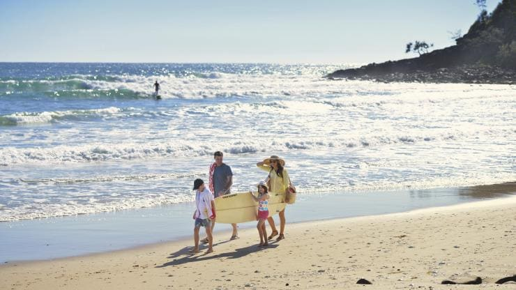 Noosa, Sunshine Coast, QLD © Tourism and Events Queensland