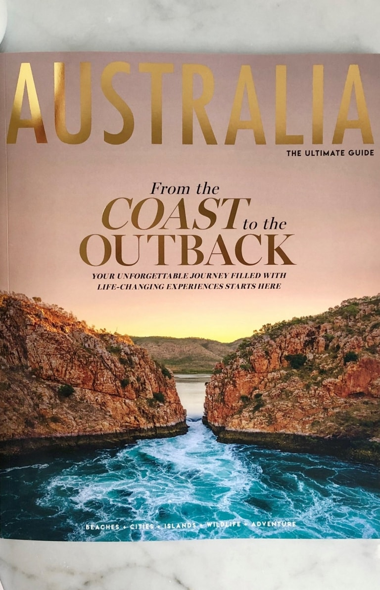Australia - The Ultimate Guide Magazine
