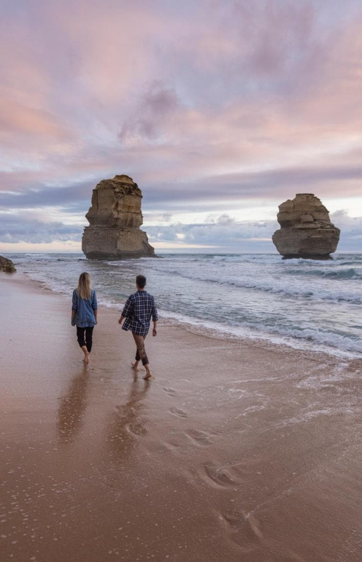 12 Apostles, Gibson Steps beach, Great Ocean Road, VIC © Mark Watson