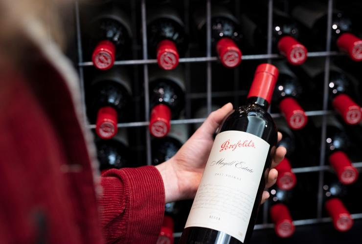 Penfolds Wines, Barossa Valley, SA © Tourism Australia