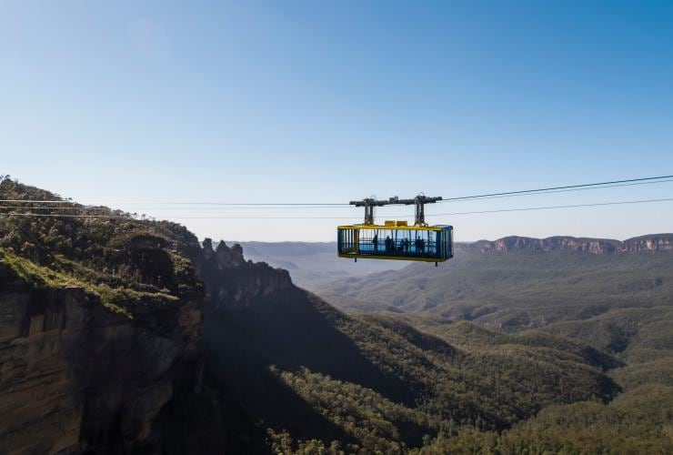 Scenic World, Katoomba, NSW © Destination NSW