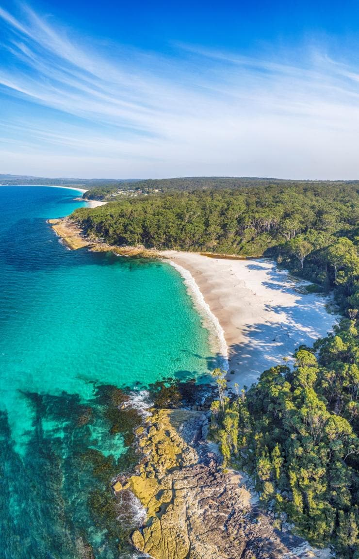 Greenfield Beach, South Coast, NSW © Destination NSW