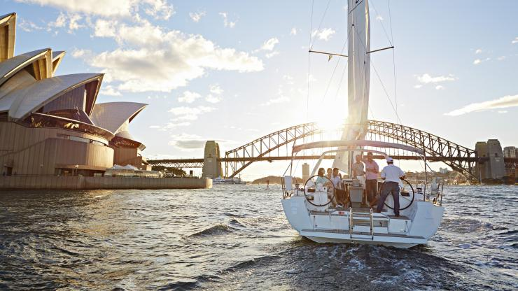 Sydney Harbour, Sydney, NSW. © Hugh Stewart, Destination NSW