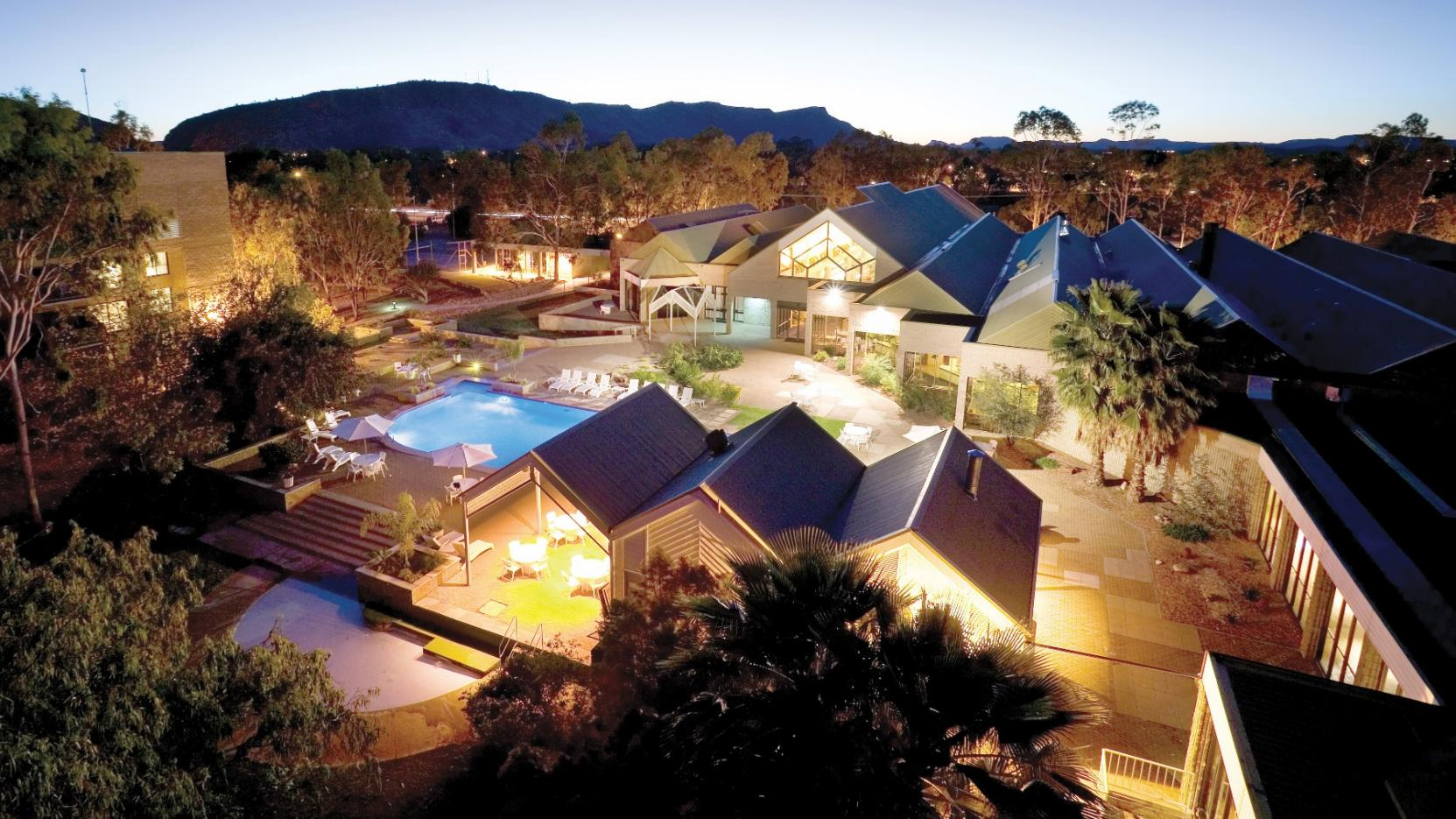 DoubleTree by Hilton, Alice Springs, NT. © DoubleTree by Hilton