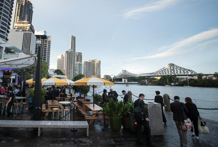 Riverbar and Kitchen in Brisbane, Queensland © Brisbane Marketing