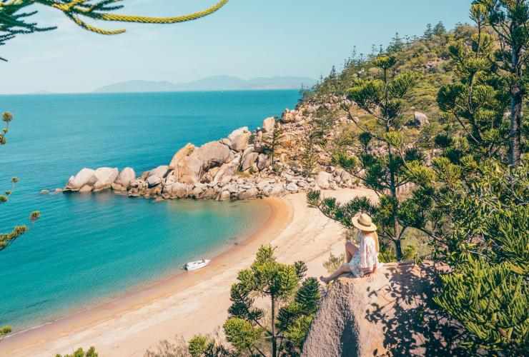 Arthur Bay Lookout, Magnetic Island, QLD © Townsville Enterprise