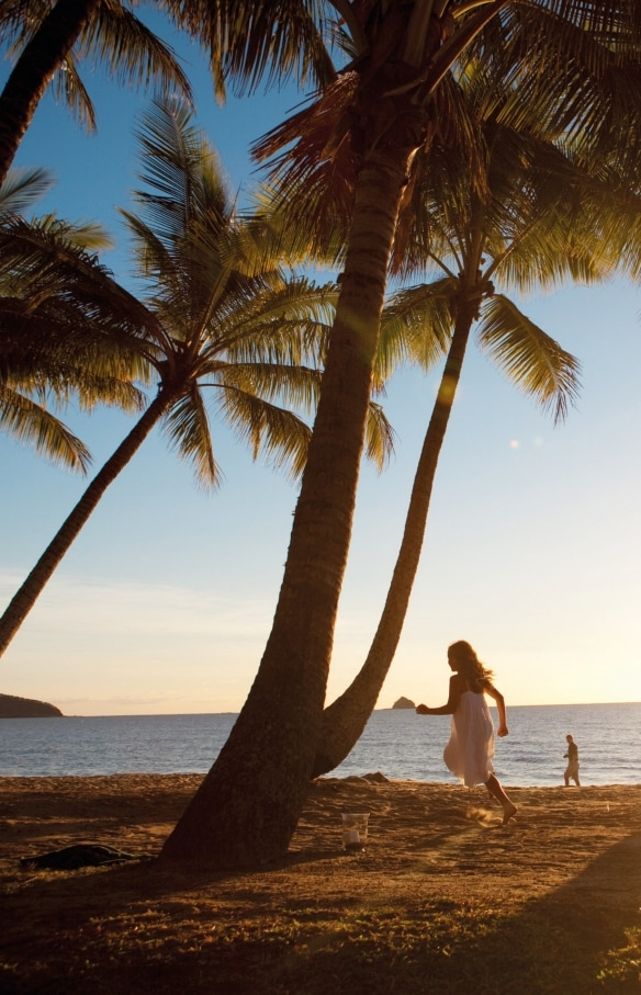 Palm Cove, Cairns region, Great Barrier Reef, QLD © Tourism and Events Queensland