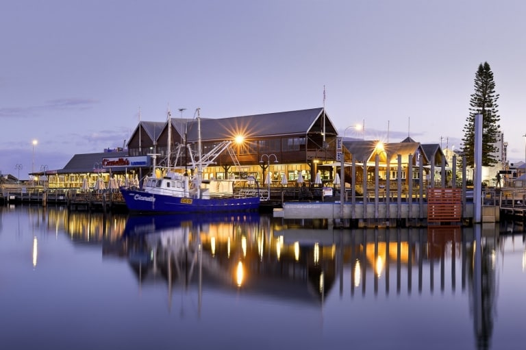 Fremantle Fishing Boat Harbour, Fremantle, WA © Spool Photography