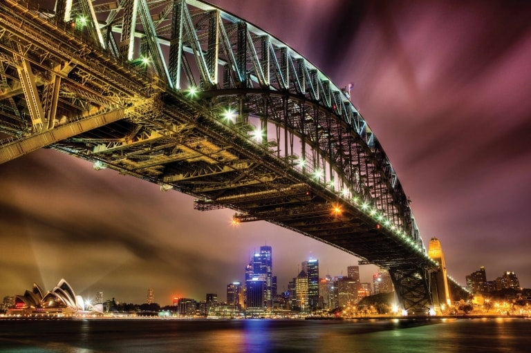 Sydney Harbour Bridge, Sydney, NSW © Stephen Venter