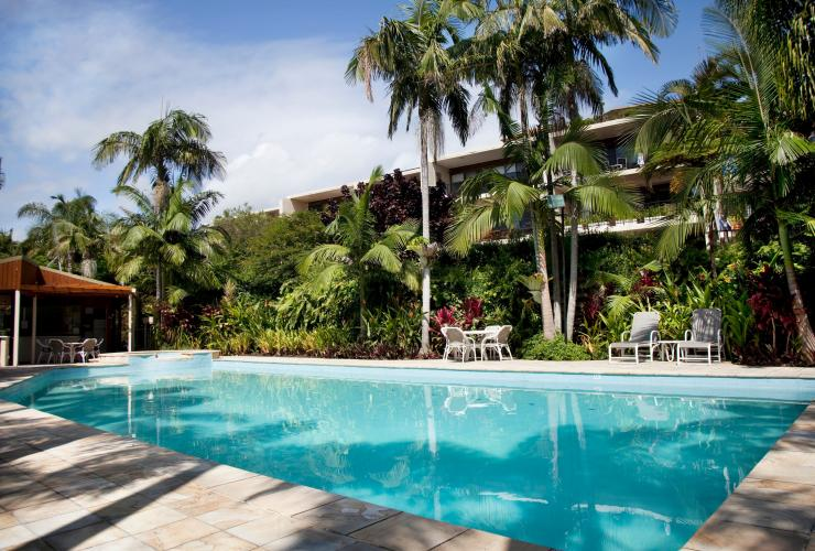 Oasis Apartments and Treetop Houses, Byron Bay, NSW © Oasis Apartments and Treetop Houses