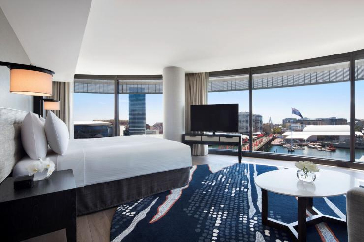 Infinity pool, SOFITEL Sydney Darling Harbour, Sydney, New South Wales © SOFITEL Sydney Darling Harbour