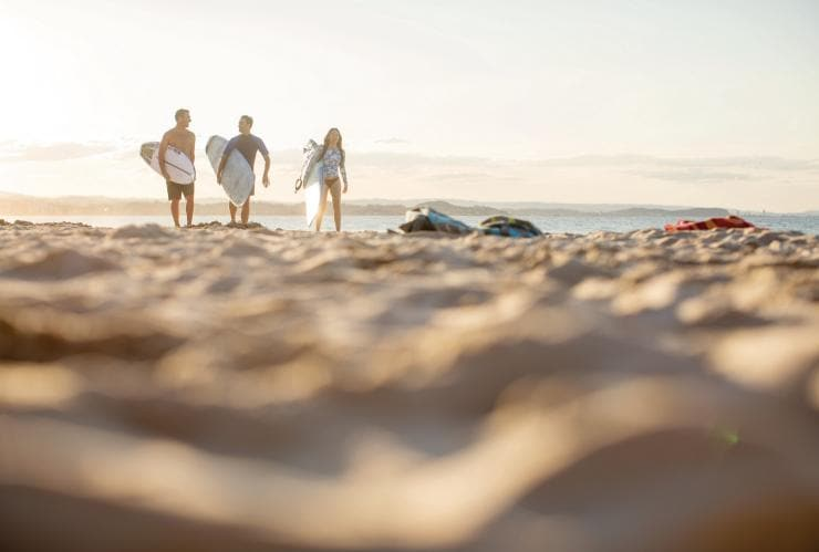 Snapper Rocks, Gold Coast, QLD © Tourism and Events Queensland