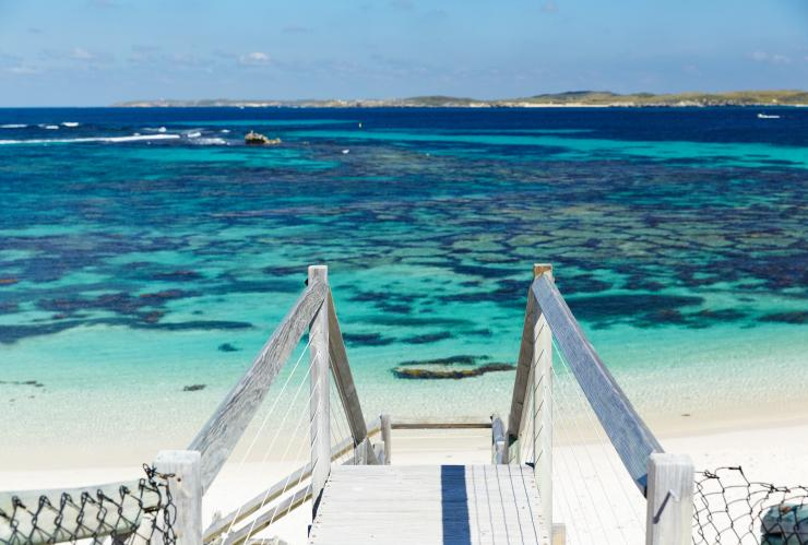 Salmon Bay, Rottnest Island, WA © Rottnest Island Authority