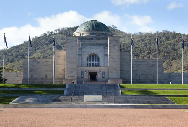 Australian War Memorial, Canberra, ACT © Australian War Memorial