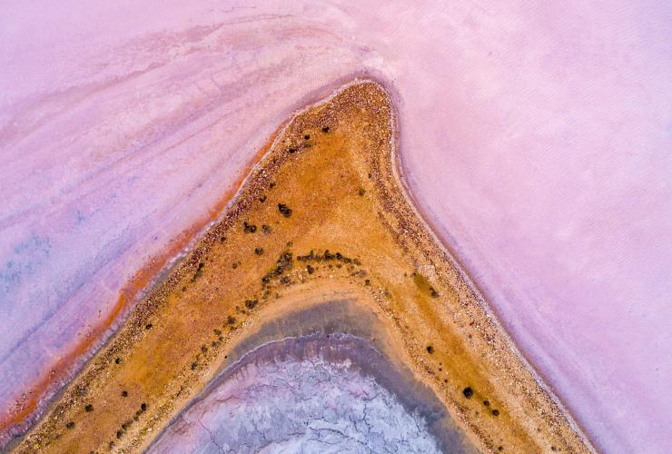 Lake Bumbunga, Yorke Peninsula, SA © Isaac Forman, Serio