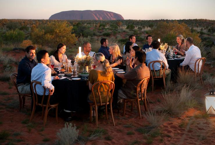 Sounds of Silence, Uluru Kata Tjuta National Park, NT © Tourism Australia