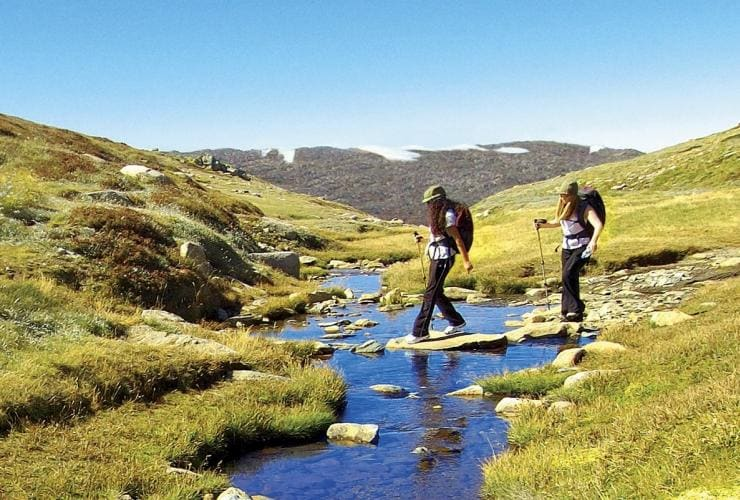 Mt Kosciuszko, Snowy Mountains, NSW © Destination NSW