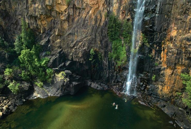 Northern Rockhole, Jatbula Trail, Nitmiluk National Park, NT © Tourism NT, Peter Eve