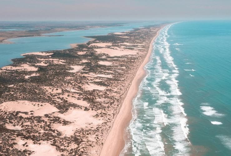 Coorong National Park, SA © South Australian Tourism Commission