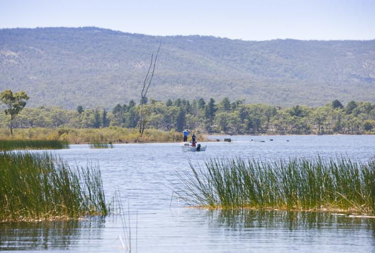 Lake Wartook, Grampians, VIC © Visit Victoria