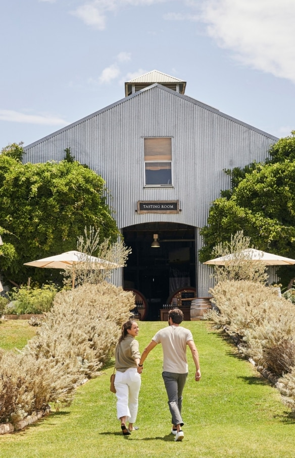 Lowe Wines, Mudgee, NSW © Destination NSW