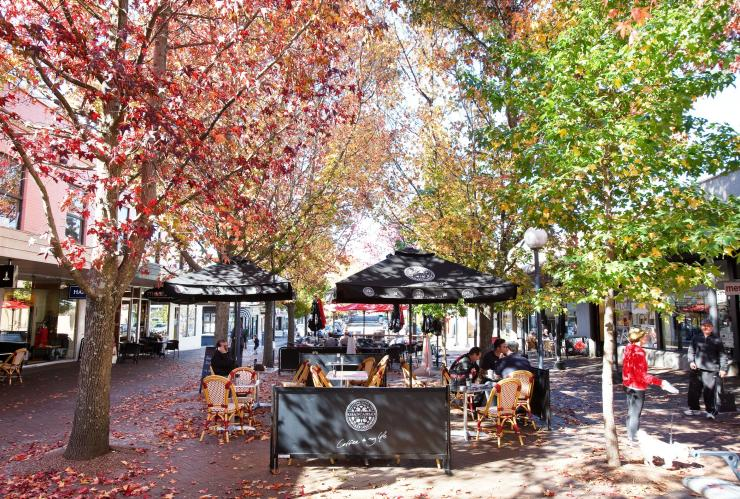 Bowral streetscape © James Horan