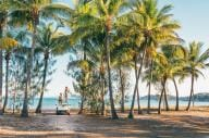 Topless Car Hire, Magnetic Island, Townsville, QLD © Tourism and Events Queensland