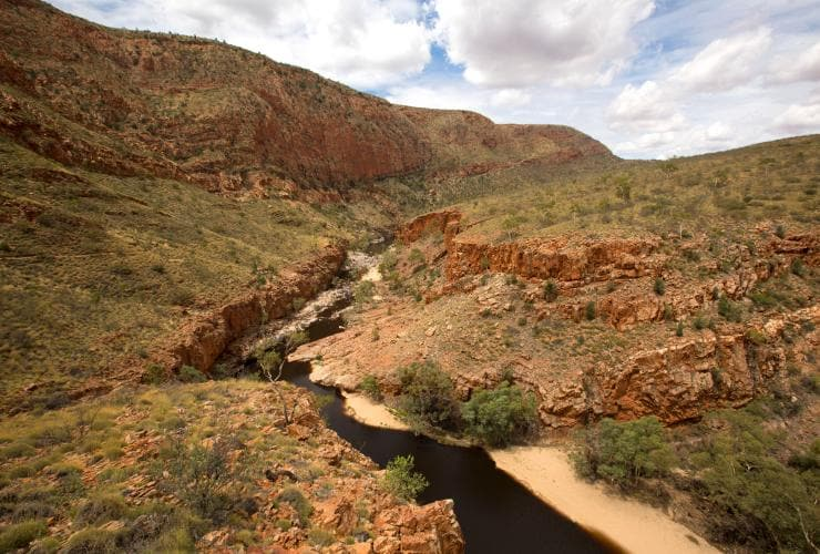 Ormiston Gorge, West MacDonnell Ranges National Park, NT © Tourism Australia