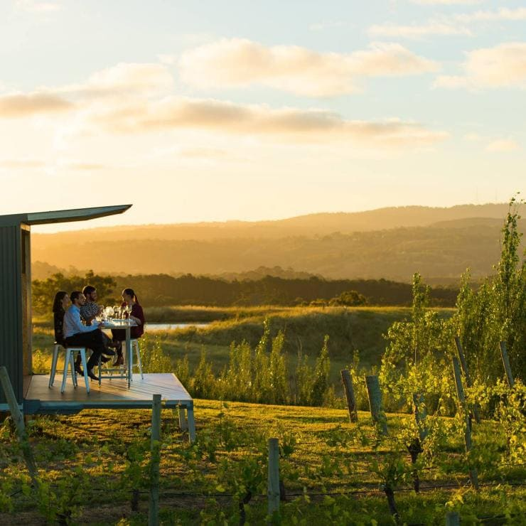 360° Panorama Experience, The Lane Vineyard, Adelaide Hills, South Australia © Adam Bruzzone