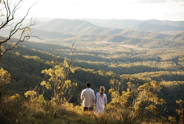 Scenic Rim, Maryvale, QLD © Mark Clinton, Tourism and Events Queensland