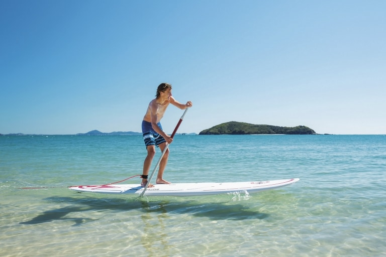 Great Keppel Island, QLD © Tourism and Events Queensland