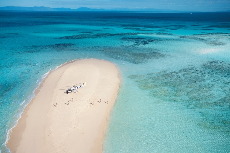 Vlasoff Cay, Great Barrier Reef, QLD © Tourism and Events Queensland