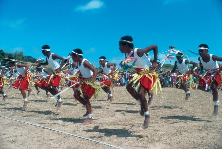 Torres Strait Cultural Festival, Torres Strait Islands, QLD © Peter Lik, Tourism and Events Queensland