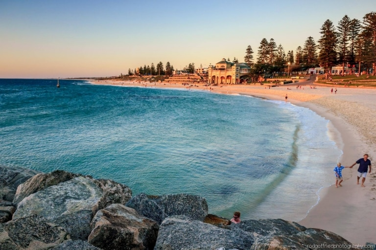 Cottesloe Beach, Perth, WA © Tourism Australia