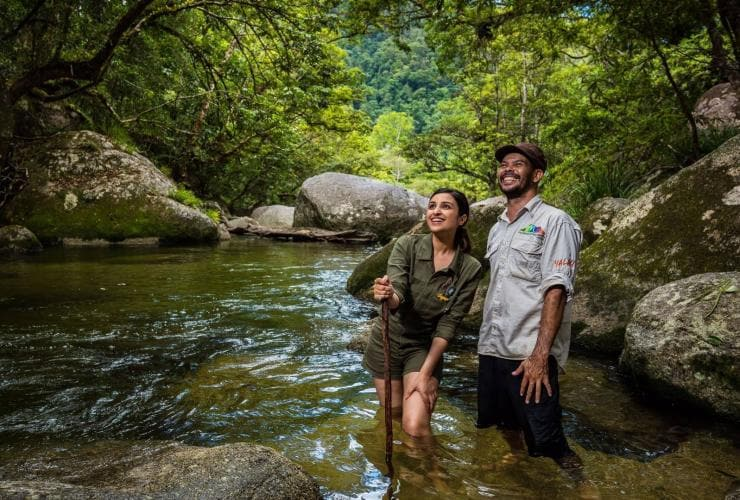 Daintree Rainforest, Cairns, QLD. © Tourism and events Queensland and Parineeti Chopra