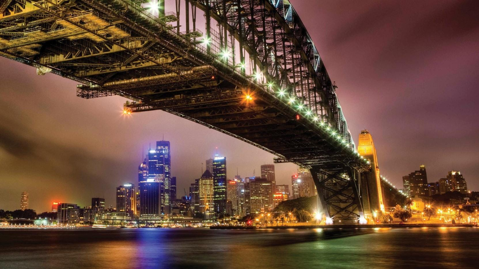 Sydney Harbour Bridge, Sydney, NSW. © Stephen Venter
