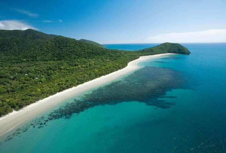 Cape Tribulation, Daintree National Park, QLD © Tourism and Events Queensland