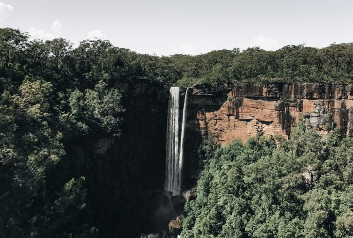 Fitzroy Falls, Highlands, NSW © Huy Nguyen