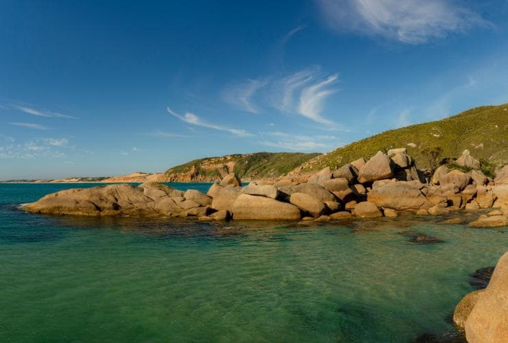 Fairy Cove, Wilsons Promontory National Park, VIC © Mark Watson, Visit Victoria