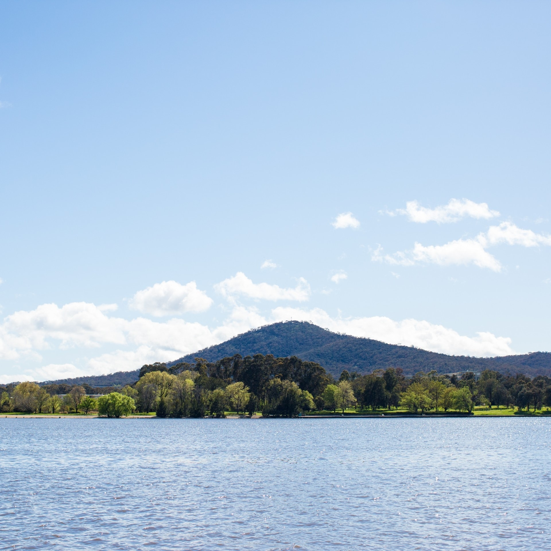 Mt Ainslie, Canberra, ACT © Visit Canberra
