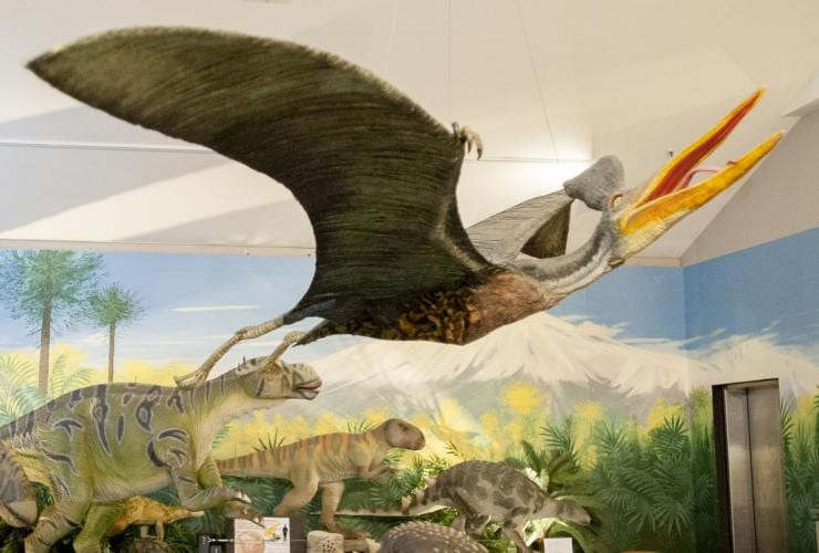 National Dinosaur Museum, Canberra, ACT © VisitCanberra