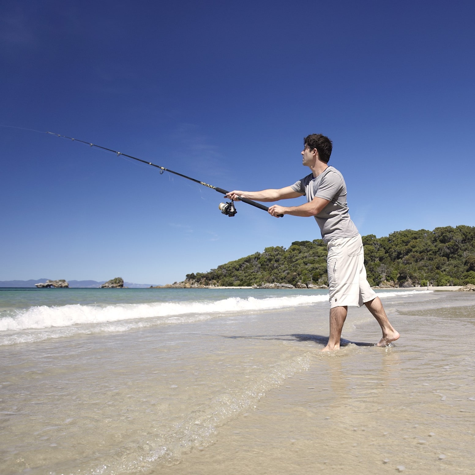 Fishing in Gippsland, VIC © Visit Victoria
