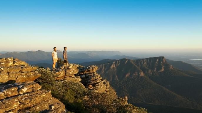 Mt William, Grampians National Park, VIC © Visit Victoria