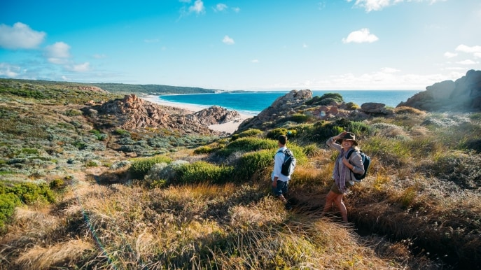 Cape to Cape walking track, Margaret River region, WA © Elements Margaret River)